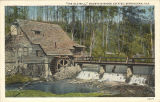 """'The Old Mill,' Mountain Brook Estates, Birmingham, Ala."""