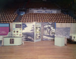Scott Photographic Services booth at Garrett Coliseum during the 1964 South Alabama Fair in...
