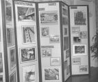 Scott Photographic Services booth at Garrett Coliseum during the 1970 South Alabama Fair in...