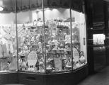 Easter window display at the Silver's store at 71-73 Dexter Avenue in Montgomery, Alabama.