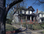 Childhood home of Zelda Fitzgerald on Pleasant Avenue in Montgomery, Alabama.