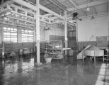 Interior of the Southland Provision Company plant at 1498 Furnace Street in Montgomery, Alabama.