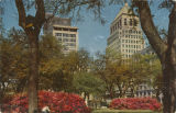 """Bienville Square, Mobile, Alabama."""
