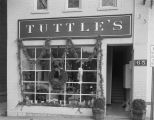 Tuttle's antique store at 65 Adams Avenue in downtown Montgomery, Alabama.