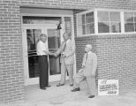 New Cotton Branch of the United States Department of Agriculture at 602 Madison Avenue in...
