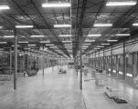 Warehouse at the Western Electric material management center on the Selma Highway in Montgomery,...