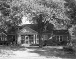 Home of Lieutenant Colonel L. M. Johnson at 3043 Woodley Terrace in Montgomery, Alabama.