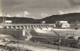Guntersville Dam in Marshall County, Alabama.