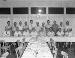 Safety banquet for Alabama Power Company employees at the Beverly Drive-In on Thorington Road in...