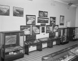 Alabama Power Company display at the Alabama Department of Archives and History in Montgomery,...