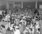 Convention hosted by the Johnson's Beauty and Barber Supply Company, held at the Whitley Hotel in...