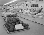 Produce section at the Kwik Chek store at 2252 Mt. Meigs Road in Montgomery, Alabama.