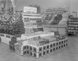 Preserved fruit display at the Kwik Chek store in the Normandale Shopping Center on East Patton...