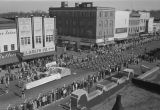 Etowah County float in Governor John Patterson's inaugural parade on Dexter Avenue in downtown...