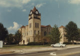 Autauga County courthouse in Prattville, Alabama.