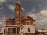 Butler County courthouse in Greenville, Alabama.
