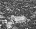 Aerial view of the State Administration Building at 64 North Union Street in downtown Montgomery,...