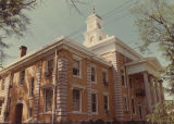 Hale County courthouse in Greensboro, Alabama.
