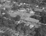 Aerial view of the Carlton McLendon Furniture Company at 595 Grady Street in Montgomery, Alabama.