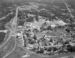 Aerial view of York, Alabama.