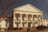 Perry County courthouse in Marion, Alabama.