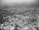 Aerial view of the University of Alabama at Birmingham medical center in downtown Birmingham,...