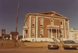 Pickens County courthouse in Carrollton, Alabama.