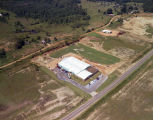 Aerial view of the VonGal Operations at 3101 Hayneville Road in Montgomery, Alabama.