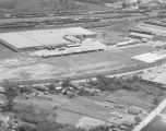 Aerial view of the Winn-Dixie Stores, Inc., warehouse at 1500 North Court Street in Montgomery,...