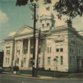 Shelby County courthouse in Columbiana, Alabama.