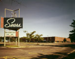 Sears store at the corner of West Fairview Avenue and South Court Street in Montgomery, Alabama.