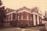 Talladega County courthouse in Talladega, Alabama.