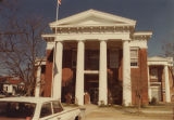 Wilcox County courthouse in Camden, Alabama.