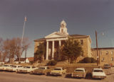 Winston County courthouse in  Double Springs, Alabama.