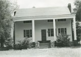 Front of the Zeigler House in Coosada, Alabama.
