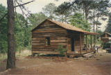 Cabin in Eufaula, Alabama.