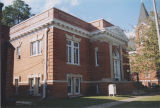 Carnegie Library on North Prairie Street in Union Springs, Alabama.