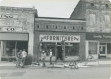 Oxford Furniture at 12 Choccolocco Street in Oxford, Alabama.