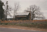 Wooden house with a metal roof in Chambers County, Alabama.