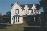 House with three gables in Cusseta, Alabama.