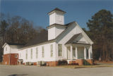 Ebenezer Baptist Church in Stanton, Alabama.