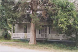 Old J.W. Foshee, Sr. home in Maplesville, Alabama.