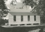 Mount Sterling Methodist Church in Choctaw County, Alabama.