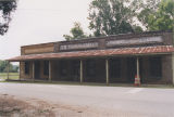 Foshee and Crumpton Store in Maplesville, Alabama.