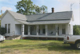 General view of the John and Anna Horn Cook House, located on Alabama Highway 10 across from...
