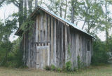 Small barn of the John and Anna Horn Cook House, located on Alabama Highway 10 across from...