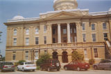 Clay County courthouse in Ashland, Alabama.