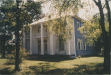 Dr. Cross House in Cherokee, Alabama.