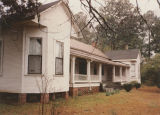 Dr. H. S. Skinner House on the south side of U.S. Highway 84 in the historic area of Belleville,...