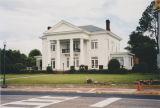 Shreve House on East Three Notch Street in Andalusia, Alabama.